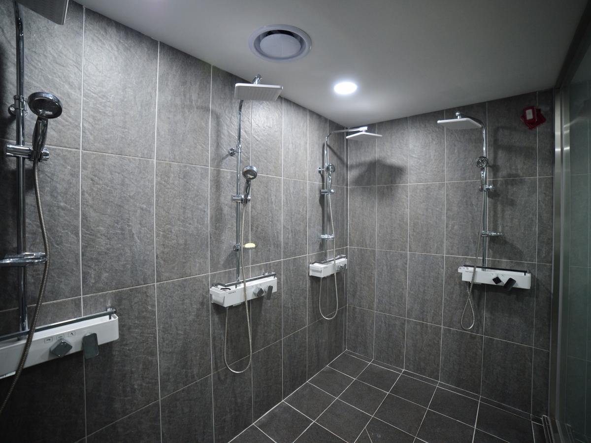 샤워실 (남,녀)